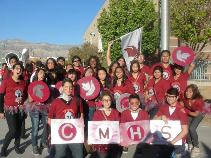 Cmhs Key Club T-Shirt Photo