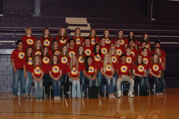 Hydro Eakly Student Council 2013 14 T-Shirt Photo