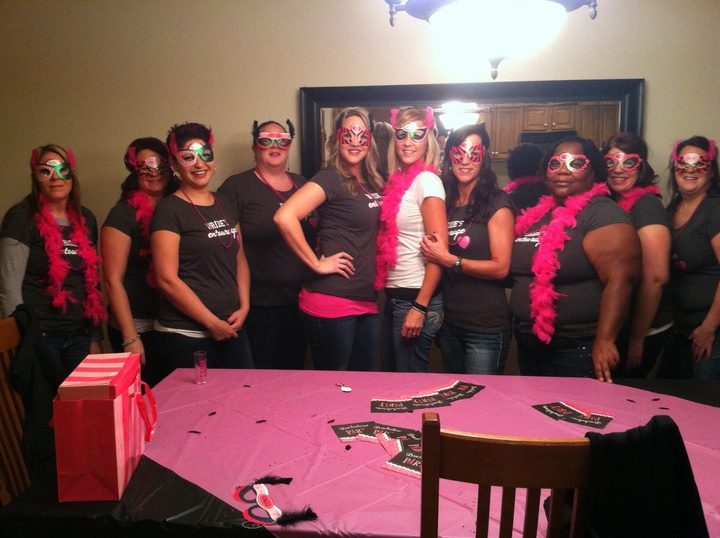 Lisa's Bachelorette Party T-Shirt Photo