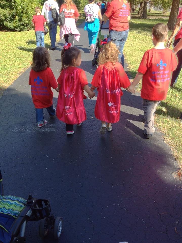 Heart Heros T-Shirt Photo