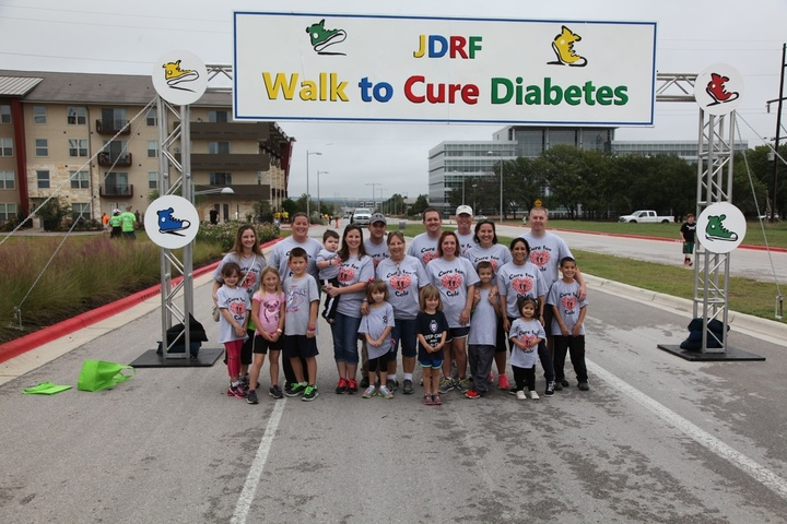 Cure For Cole Group T-Shirt Photo
