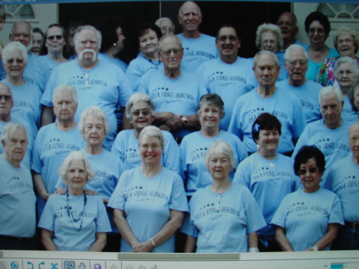 Pearidge Seniors T-Shirt Photo