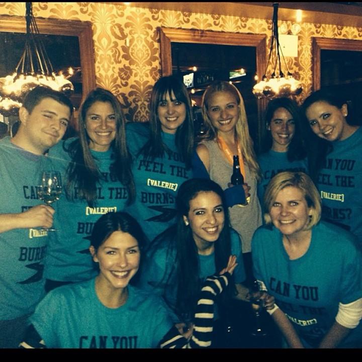#Team Val T-Shirt Photo
