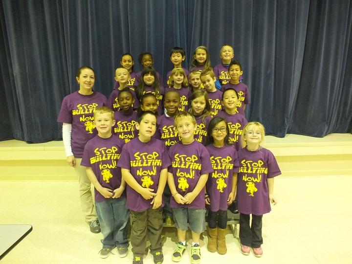 Tre Tornadoes Stop Bullying! T-Shirt Photo