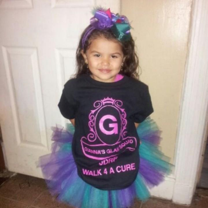 "My Team ""Gianna`s Glam Squad""  T-Shirt Photo"