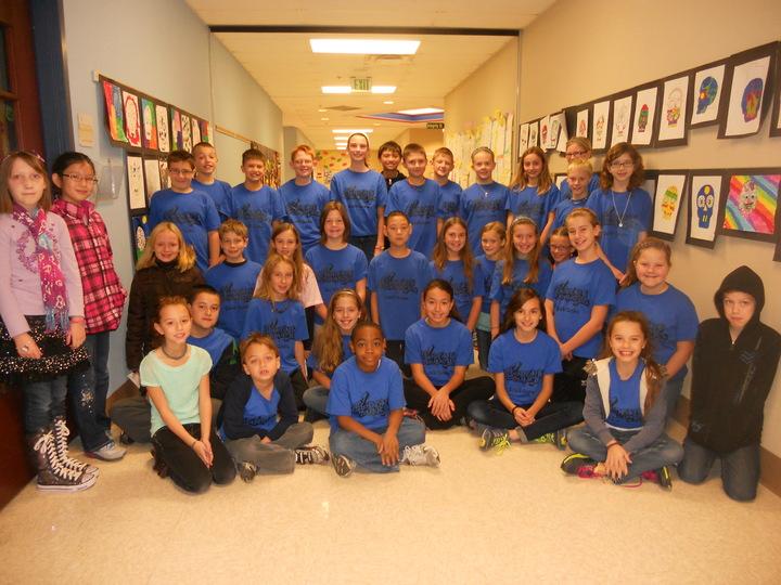 Lincoln Student Council Shirts! T-Shirt Photo