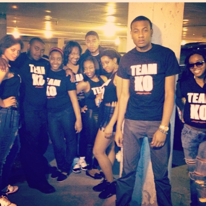 Team Ko T-Shirt Photo