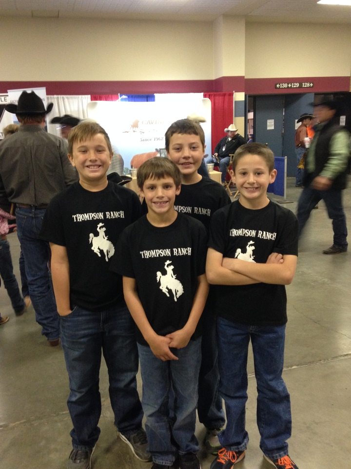 Rodeo Boys T-Shirt Photo