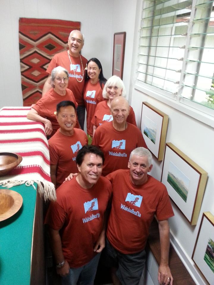 Waiolaihui'ia T-Shirt Photo
