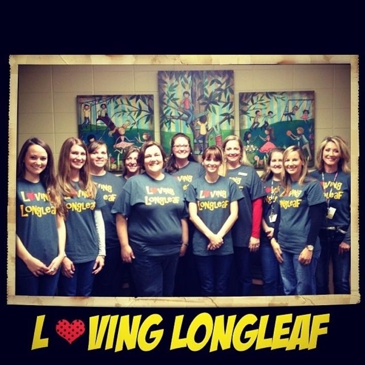 Loving Longleaf Elementary School T-Shirt Photo