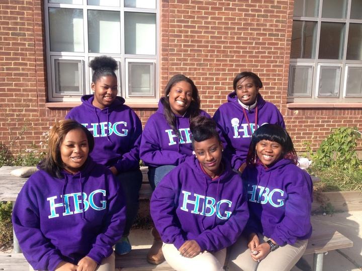 Hbg At Thurgood Marshall Academy  T-Shirt Photo
