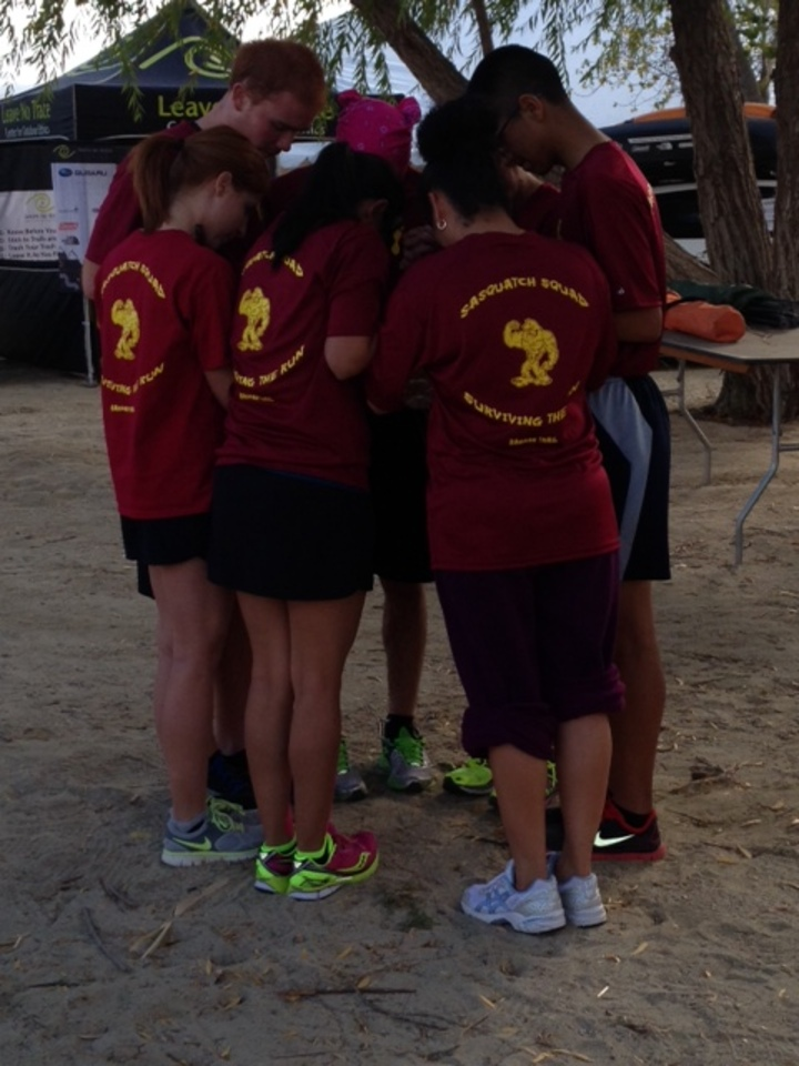 Sasquatch Squad T-Shirt Photo
