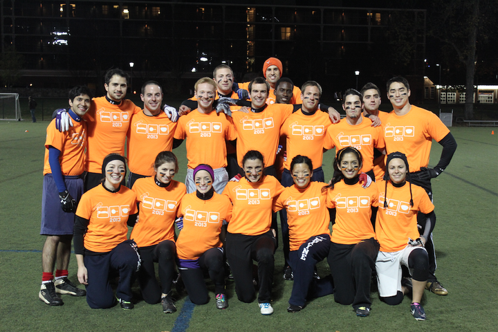 Bedpan Bowl Flag Football 2013 T-Shirt Photo