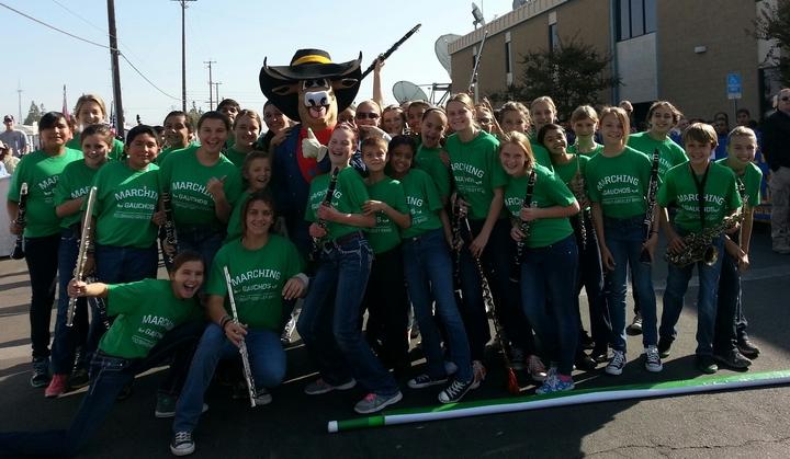 Rbg Band & Kc The Bull Bakersfield T-Shirt Photo