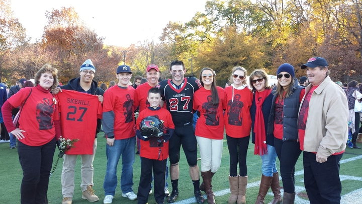 Cua Skehill Sr. Day T-Shirt Photo
