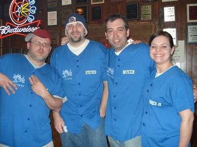 Tidal Wave   Des Moines City Dart Champs T-Shirt Photo
