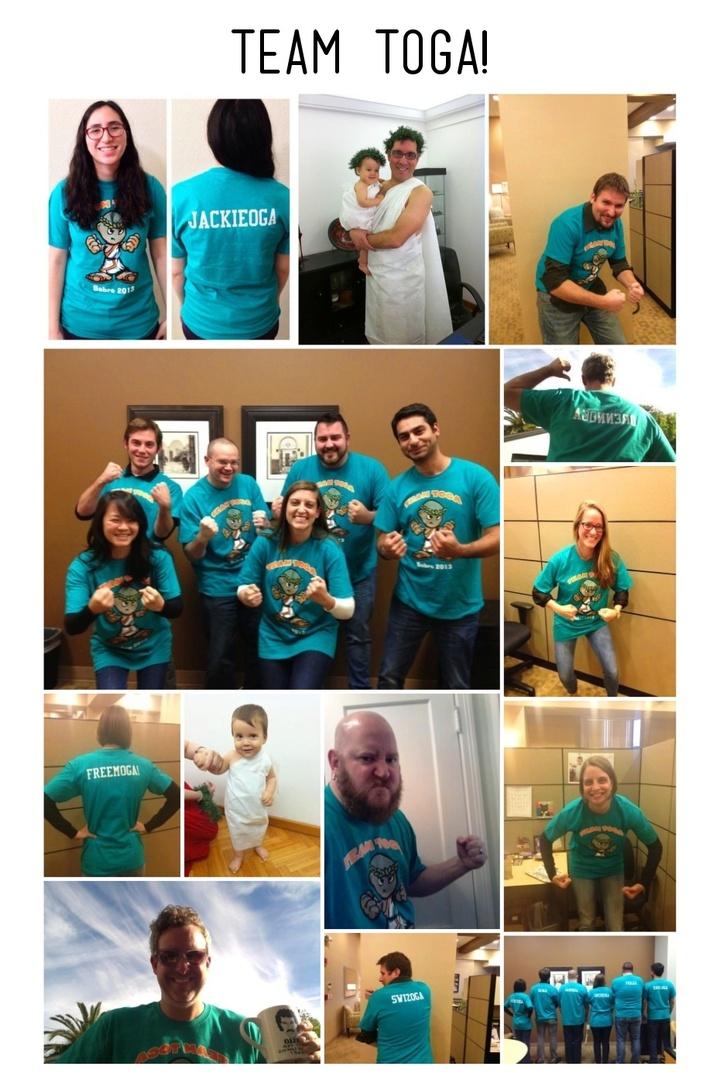 Team Toga T-Shirt Photo