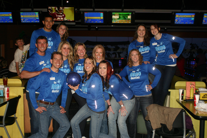 Patient Bowling Party T-Shirt Photo