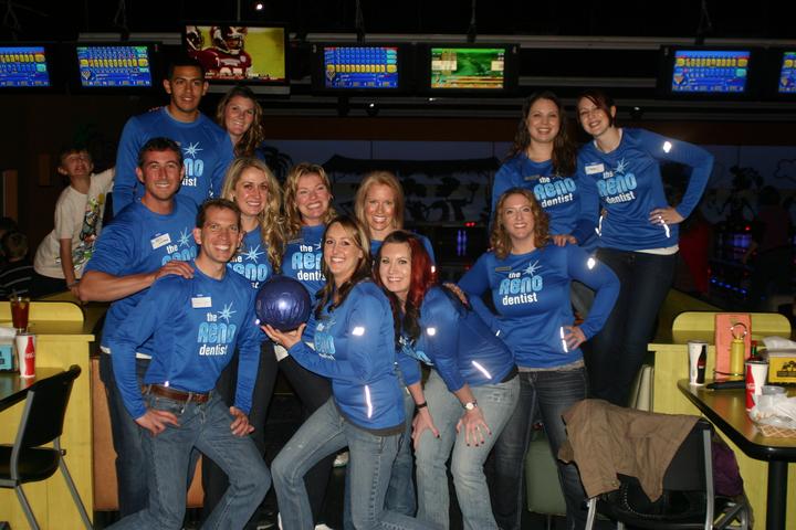 Patient Bowling Party T-Shirt Photo