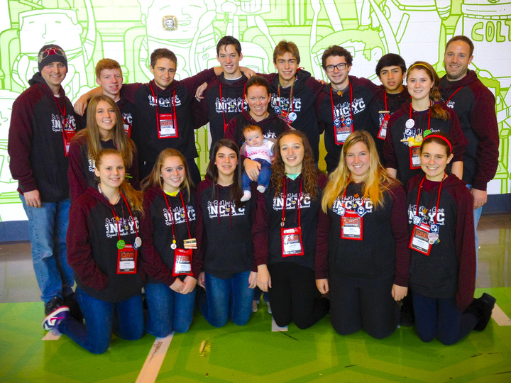 St. Paul Youth Ministry: Ncyc 2013 T-Shirt Photo