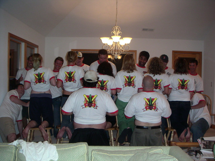 Team Obx 2006 2 T-Shirt Photo