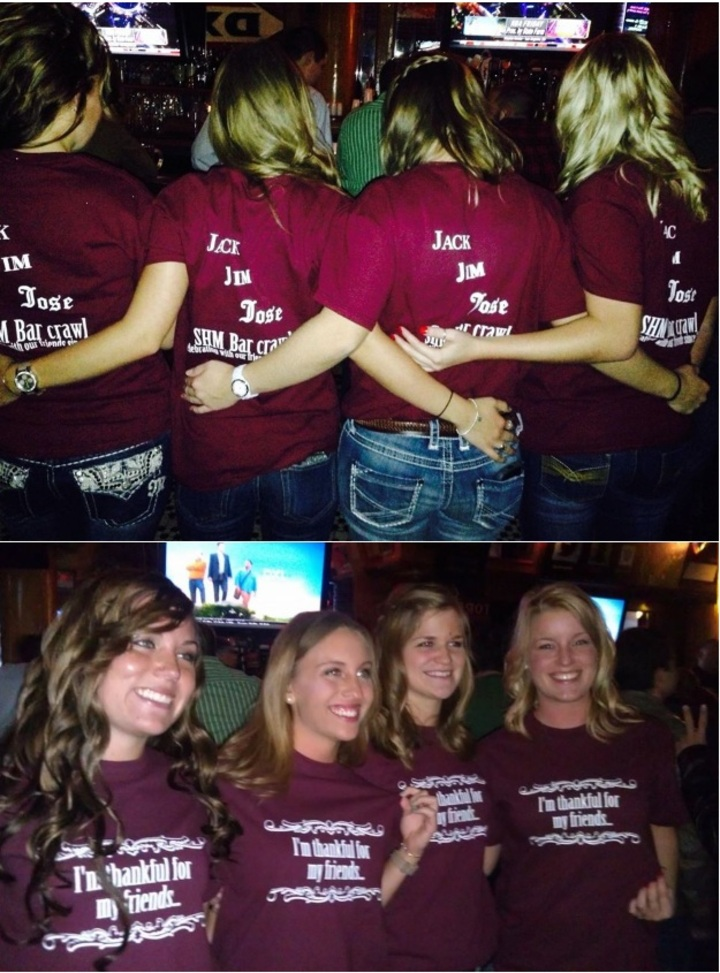 Shm Barcrawl Fall 2013 T-Shirt Photo