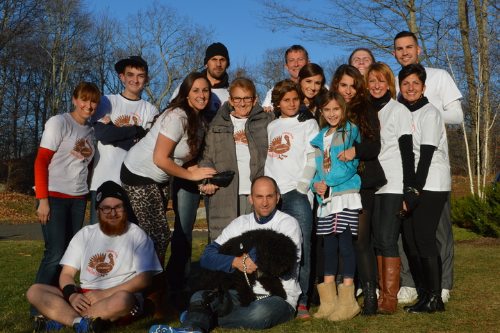 Turkey Bowl 2013 T-Shirt Photo