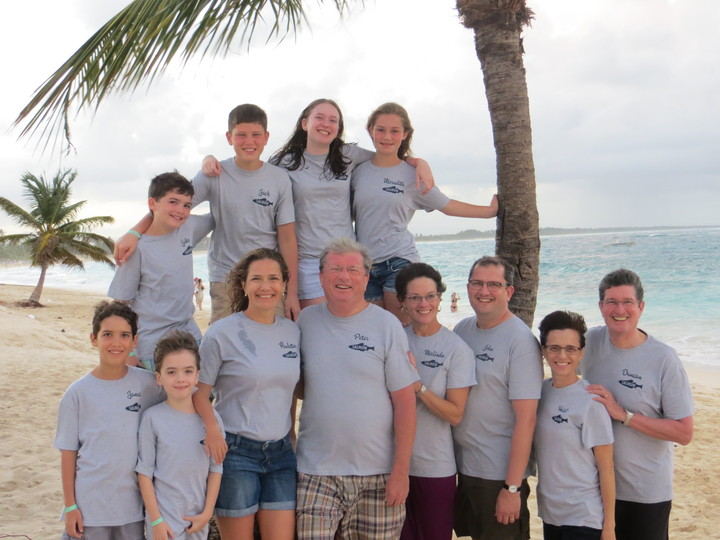 "Say ""Punta Cana T-Shirt Photo"