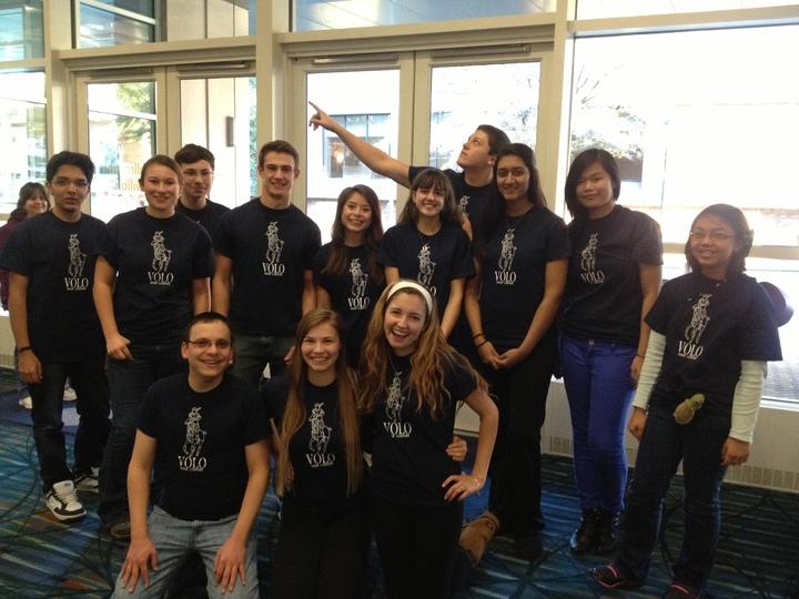 Enjoying Latin Convention T-Shirt Photo