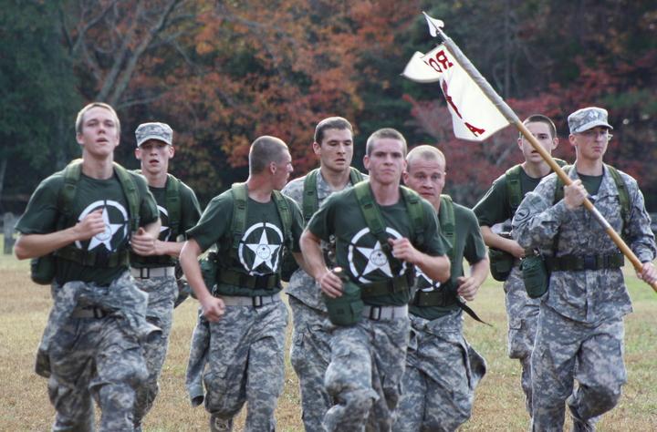 Bedford Wolfpack Raider Team T-Shirt Photo