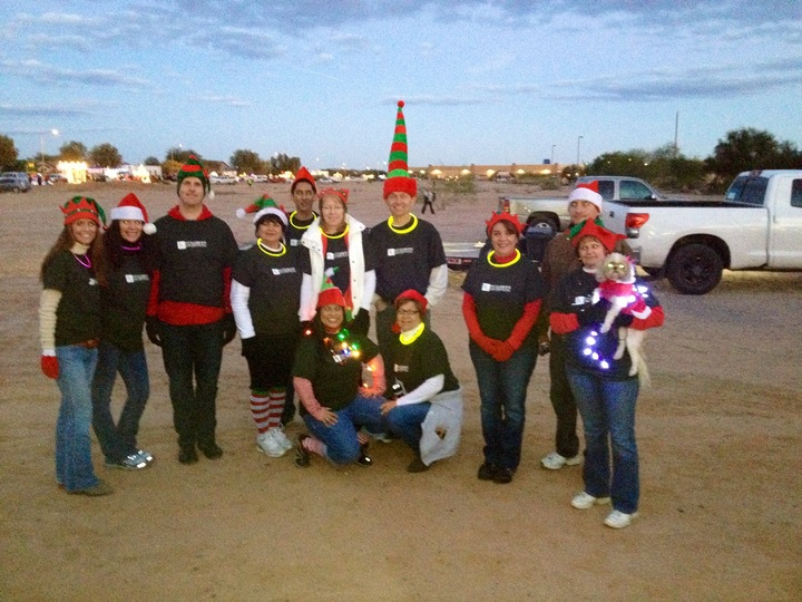 2013 Electric Light Parade Fitzgibbons Law T-Shirt Photo