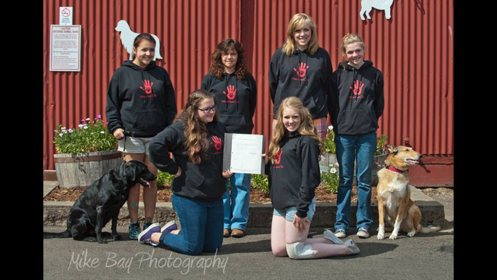 $ H Kitsap Kennel Club T-Shirt Photo