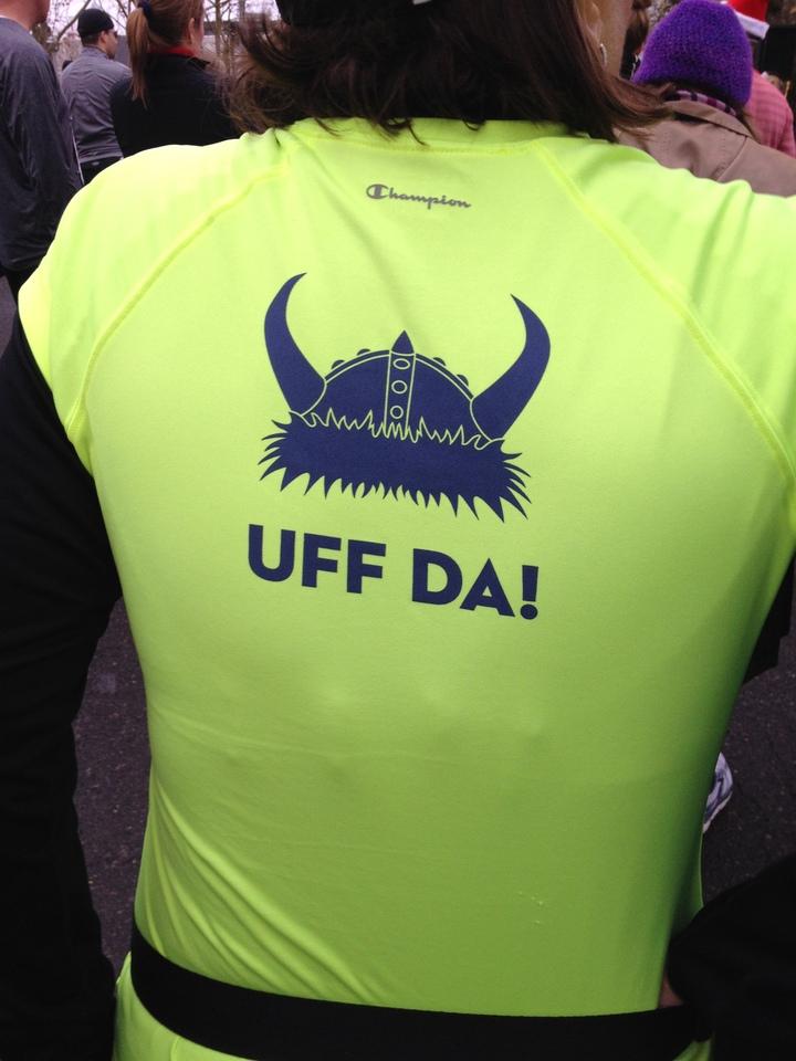 Uff Da! T-Shirt Photo