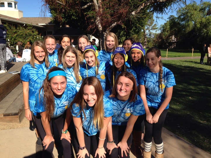 Chadwick Girls Water Polo Team  T-Shirt Photo