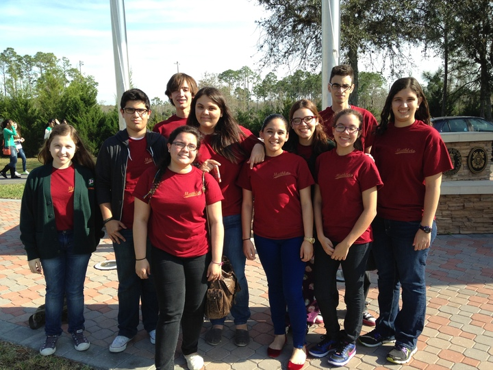Pphs Fgcu Mathletes T-Shirt Photo