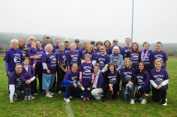 Pancreatic Cancer Research Walk T-Shirt Photo