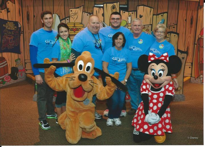 Wdw Vacation T-Shirt Photo
