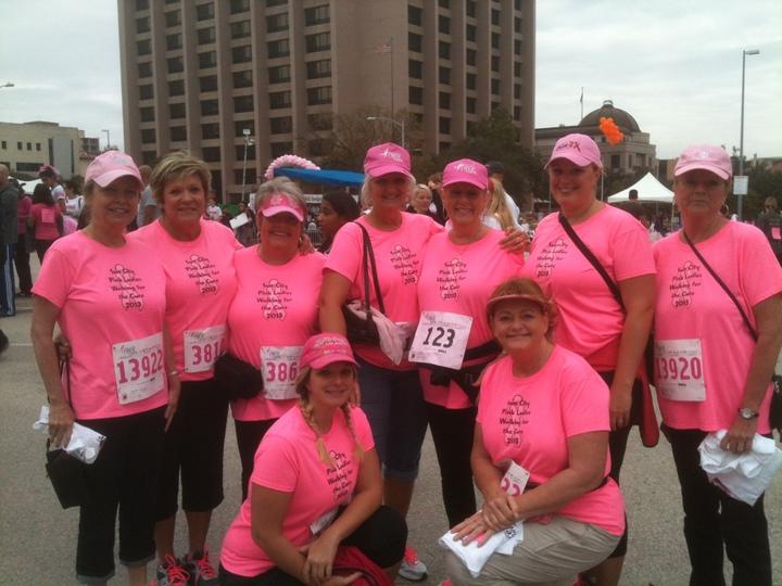 Sun City Pink Ladies T-Shirt Photo