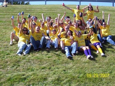 Tailgating Wiu Style T-Shirt Photo