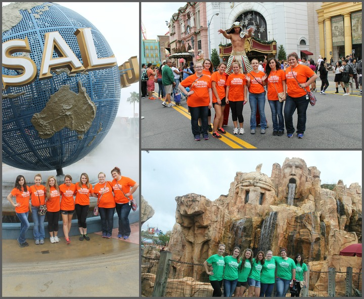 Nhs Trojanettes Take Florida By Storm! T-Shirt Photo