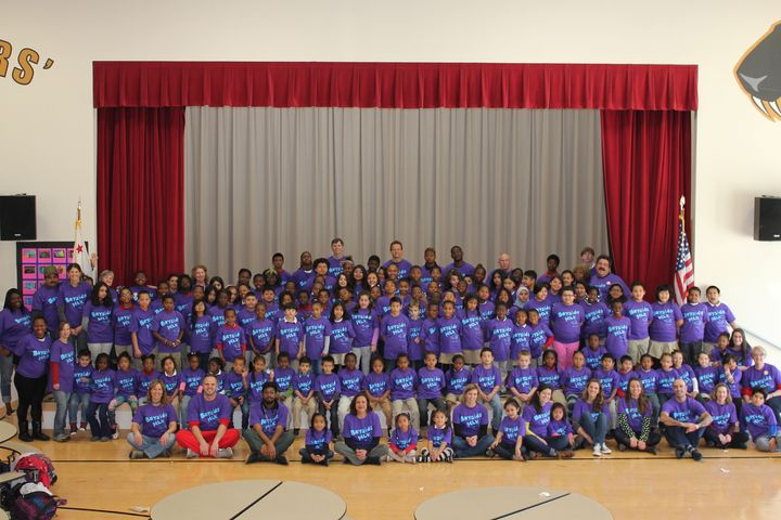 We Are Bayside/Mlk School! T-Shirt Photo