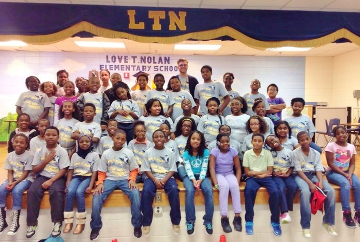 Havin' A Hootin' Time Singing With The Ltn Wise Owl Chorus! T-Shirt Photo