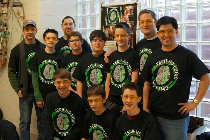 Ftc Rookie Comp8 T-Shirt Photo