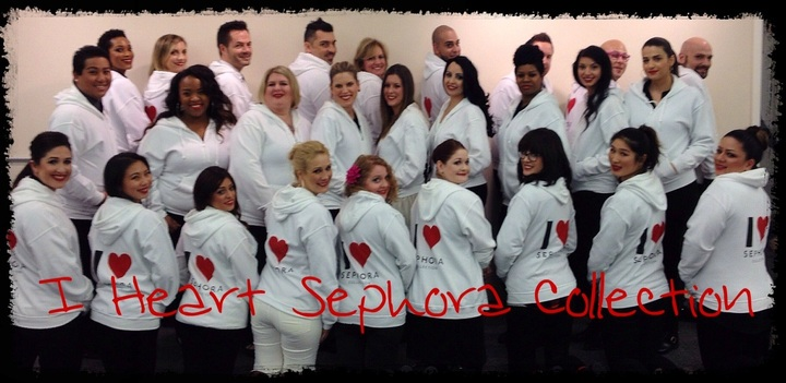 I Heart Sephora Collection Team! T-Shirt Photo