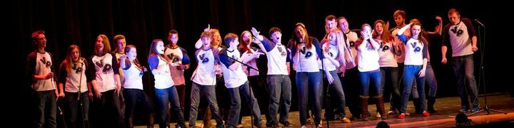 A Cappella Lookin' Fabulous T-Shirt Photo