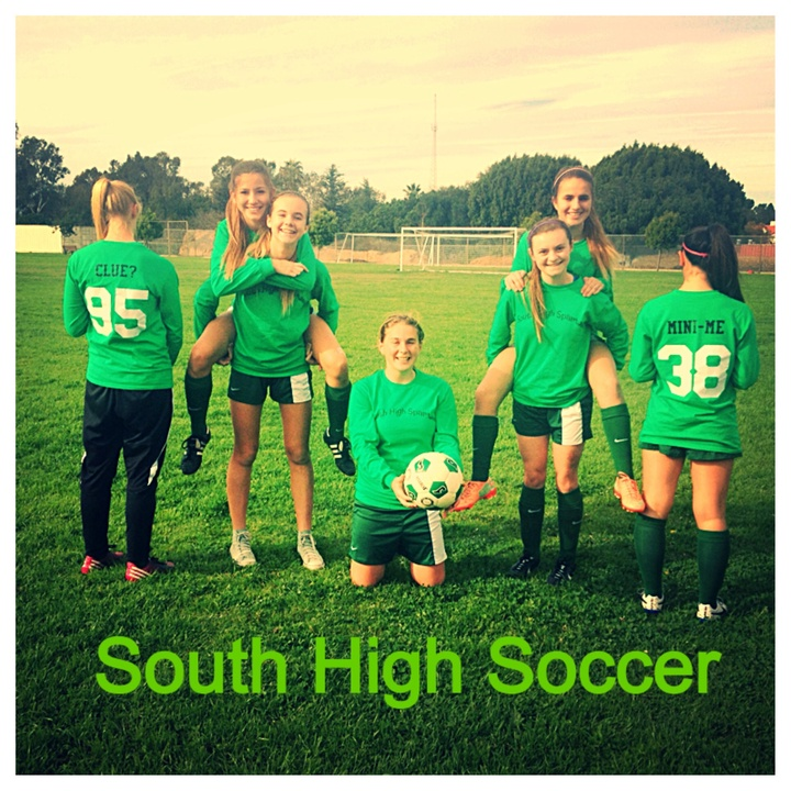 South High Soccer T-Shirt Photo