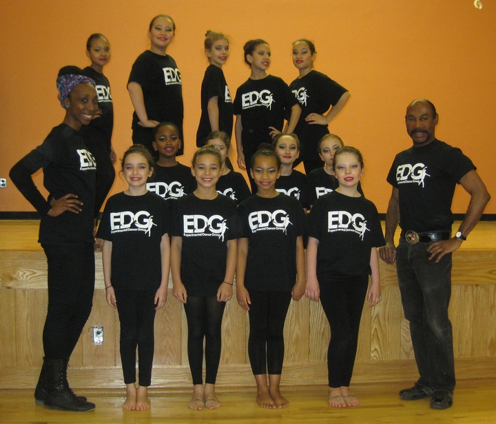 The Experimental Dance Group T-Shirt Photo