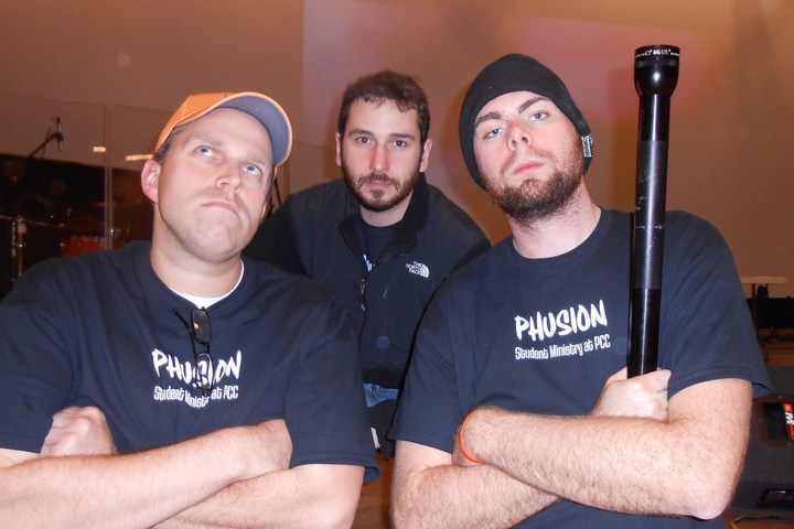Phusion Bouncers T-Shirt Photo