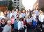 Team tribridge at heart walk