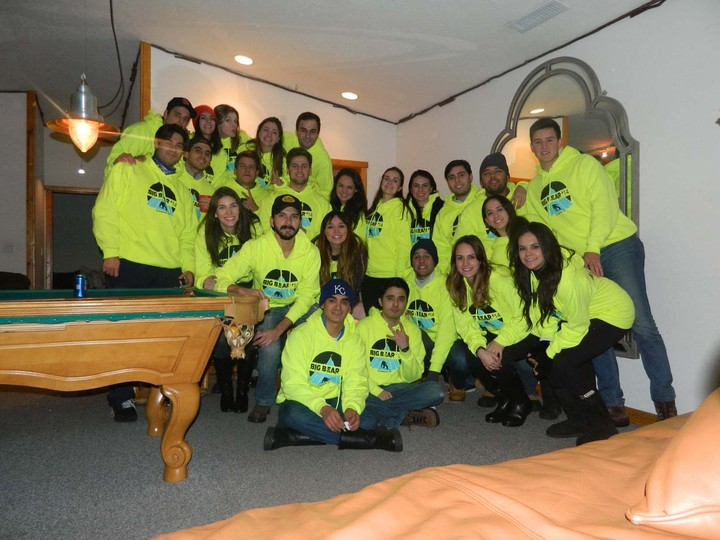 Big Bear Generación Senda Xiii #Sendabb14 T-Shirt Photo